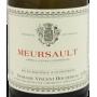 Meursault 2015 Domaine Vincent Bouzereau Etiquette