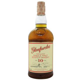 Glenfarclas 10 ans Single Highland Malt Scotch Whisky