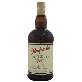 Glenfarclas 25 ans Single Malt Scotch Whisky Highland