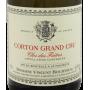 Corton Grand Cru Clos des Fiètres 2014 Domaine Vincent Bouzereau Etiquette