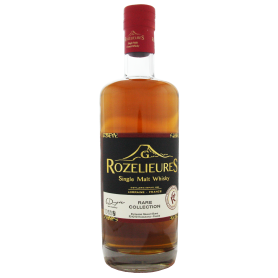 Rozelieures Rare Collection Whisky français lorrain