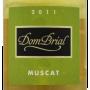 Muscat de Rivesaltes 2011 Dom Brial Etiquette