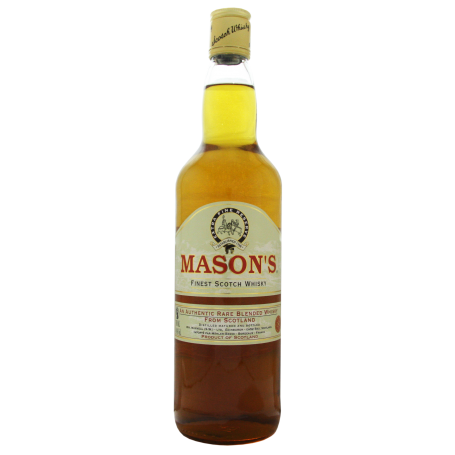 Mason's Scotch Whisky pas cher