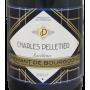 Crémant de Bourgogne Charles Pelletier Brut Etiquette