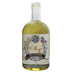 White Bresse Mac Malden Scotch Whisky