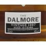 Dalmore 2007 10 ans étiquette