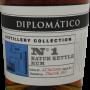 Diplomatico Collection Batch Kettle n°1 Etiquette