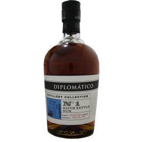 Diplomatico N°1 Batch Kettle