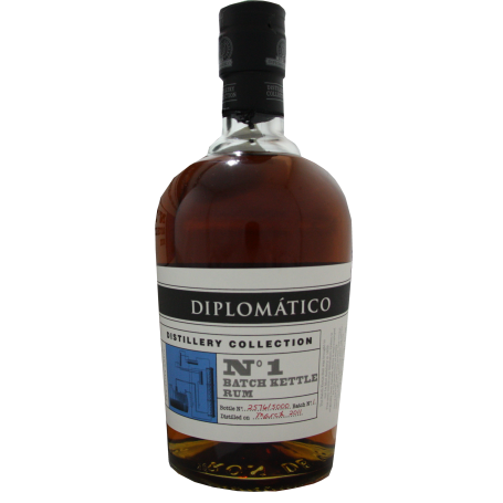Diplomatico Collection Batch Kettle N°1