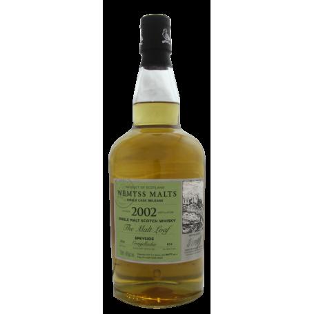 The Malt Loaf - Craigellachie 2002 - 12 ans - Wemyss Malts Single Cask Whisky