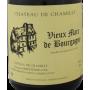 Vieux Marc de Bourgogne du Château de Chamilly Etiquette