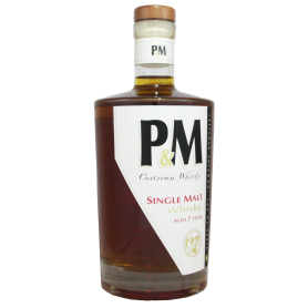 P&M Whisky Corse Single Malt 7 ans
