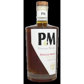 P&M Whisky Corse Single Malt 7 ans