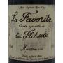 Rhum La Favorite Cuvée La Flibuste 1986