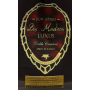 Rhum Dos Maderas Luxus Bodegas Williams & Humbert