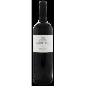 Merlot Côtes de Thongue 2016 Domaine La Croix Belle