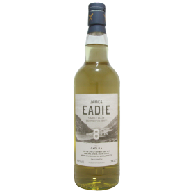 Whisky Caol Ila 8 ans James Eadie 2008