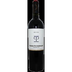 Carmenère Reserva 2015 Casas Patronales Vin du Chili