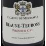 Beaune Teurons 1er Cru 2014 Château de Meursault Bourgogne