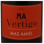 Vertigo Côtes du Roussillon 2017 Mas Amiel