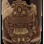 Don Papa Rare Cask bouteille de dos