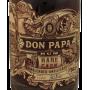 Etiquette rhum Don Papa Rare Cask
