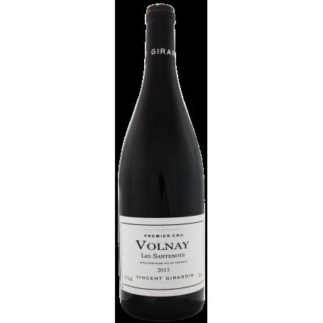 Volnay Santenots 2015 Vincent Girardin