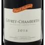 Bourgogne Gevrey-Chambertin bio 2016 David Duband