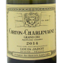Corton-Charlemagne Grand cru 2014 Domaine Louis Jadot