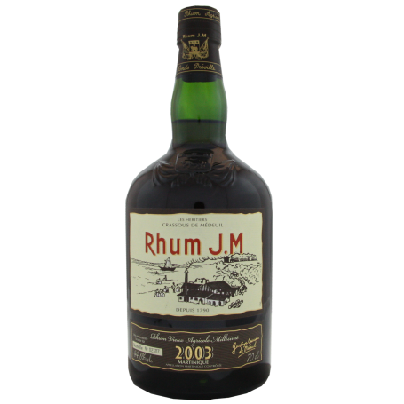 Rhum JM 2003