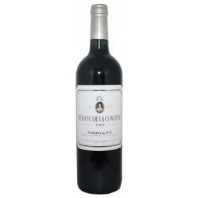 Pauillac Réserve de la Comtesse 2009 - 2nd vin de Château Pichon-Longueville Comtesse de Lalande
