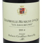 Chambolle-Musigny Amoureuses 2014 Groffier