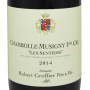 Chambolle Musigny Sentiers 2014 Groffier