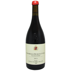 Chambolle-Musigny 1er Cru Les Sentiers 2014 Domaine Robert Groffier