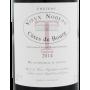 Côtes de Bourg Tradition 2014 Vieux Nodeau