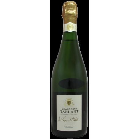 Champagne Tarlant La Vigne d'Antan chardonnay non greffé