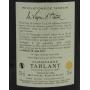 Grande cuvée de Champagne de Vigneron Tarlant Vigne d'Antan