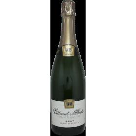 Crémant de Bourgogne Blanc de Blancs Vitteaut-Alberti