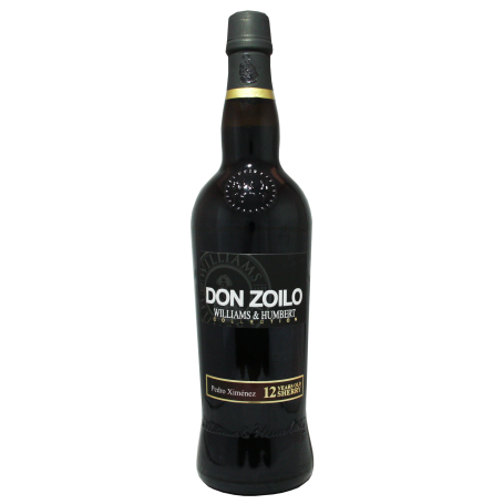 Pedro Ximenez 12 ans Don Zoilo Williams & Humbert