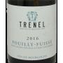 Pouilly Fuissé Bourgogne Trénel
