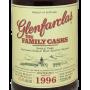 Whisky d'exception Glenfarclas Family Casks 1996