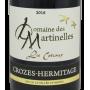 Crozes-Hermitage rouge 2016 Domaine des Martinelles