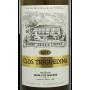 Clos Triguedina blanc cahors Viognier Chardonnay 2015