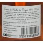 Crème de Pêche de vigne Liqueur Briottet