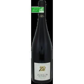 Alsace Pinot Noir Bollenberg Harmonie 2015 Valentin Zusslin