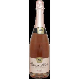 Crémant de Bourgogne Brut Rosé Vitteaut-Alberti