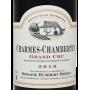 Bourgogne Charmes Chambertin Humbert Frères 2016