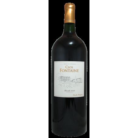 Magnum de Clos Fontaine Francs Côtes de Bordeaux 2014