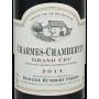 Grand vin de Bourgogne Charmes Chambertin 2014 Humbert Frères