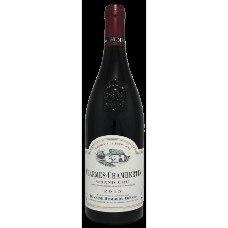 Charmes Chambertin Grand Cru 2015 Domaine Humbert Frères